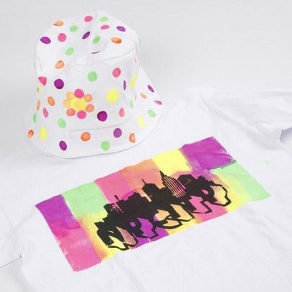 T-shirt à manches courtes - Blanc - 1 pce - Photo n°5