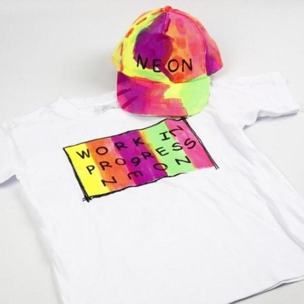 T-shirt à manches courtes - Blanc - 1 pce - Photo n°6