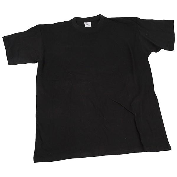 T-shirt à manches courtes - Noir - 1 pce - Photo n°2