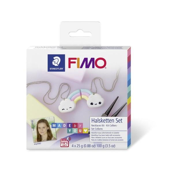 FIMO Soft Set De Bricolage Collier Kawaii, Kit De Bricolage, Bricolage À La Main, Des Fournitures D' - Photo n°1