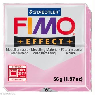 Fimo Effect Rose pastel 205 - 56 gr