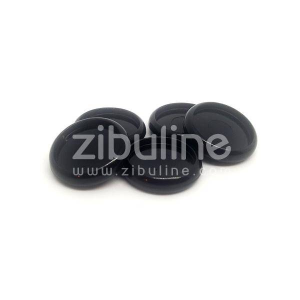 Disques à relier - Opaque noir - Photo n°1