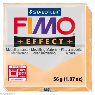 Fimo Effect Orange pastel 405 - 56 gr