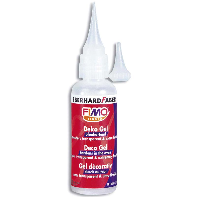 Fimo Soft liquide 50 ml - Photo n°1