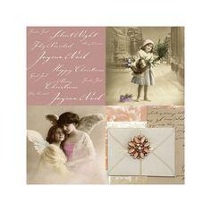 Lot de 2 Serviettes en papier Fillette priant Sagen Vintage Decoupage Collage