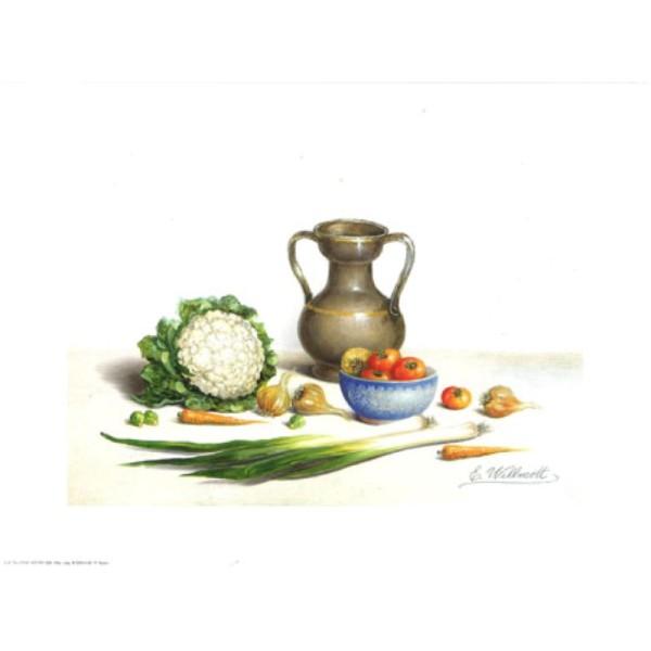 Image 3D - Astro 326 - 24x30 - Choux et légumes - Photo n°1