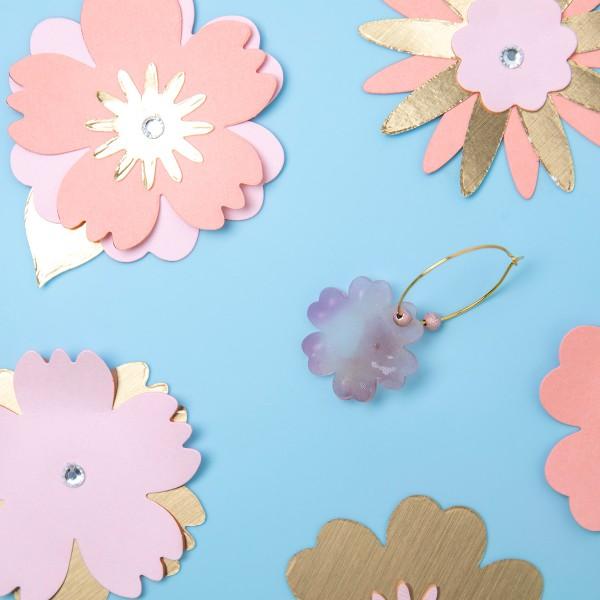 Matrice Sizzix Bigz - Ensemble de fleurs - Photo n°5