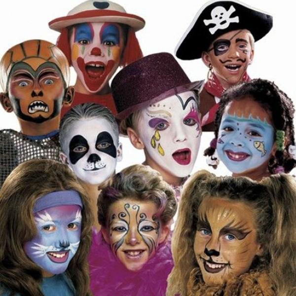 Maquillage visage à base d'eau - Plusieurs coloris - 3,5 ml - Photo n°2