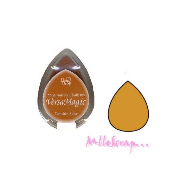 Encreur Tsukineko - Versa Magic - Pumpkin Spice - Photo n°1