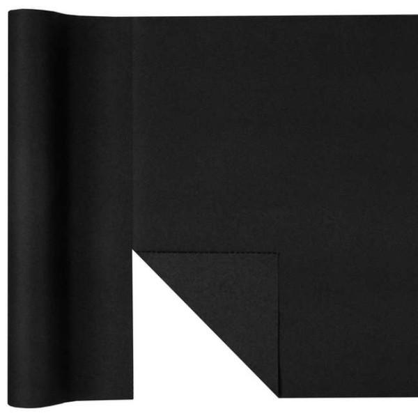 Chemin de table Rainbow prédécoupé 3 en 1 coloris noir - Photo n°1