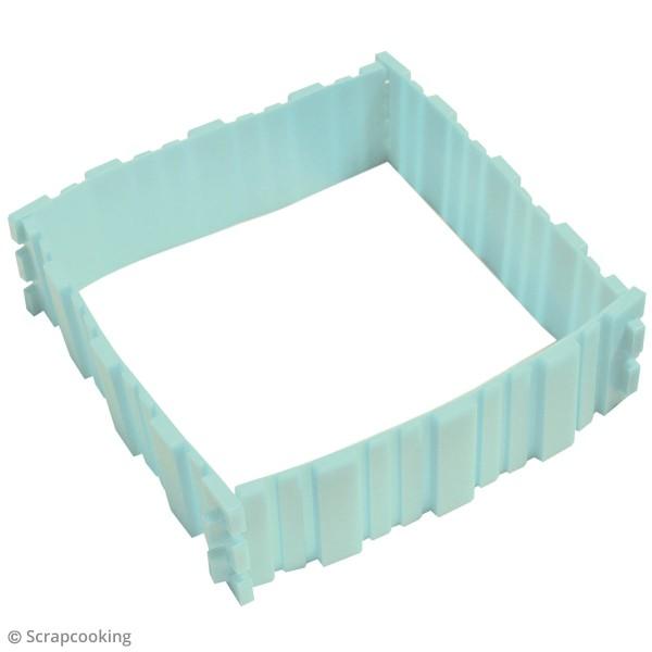 Silicone Flexi mold - 4 bandes à assembler - Photo n°2