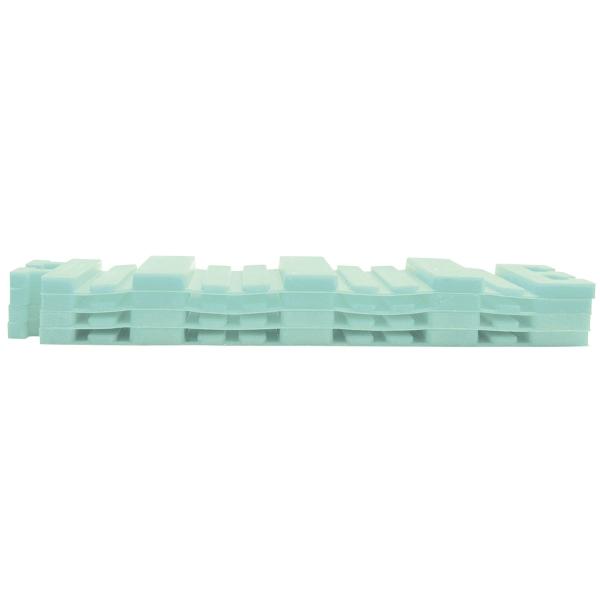Silicone Flexi mold - 4 bandes à assembler - Photo n°5