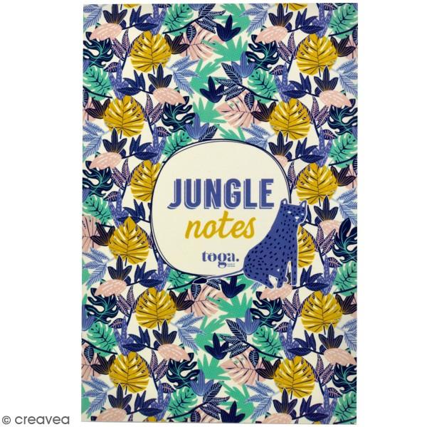 Carnet de note Toga format 11,7 x 17 cm - Urban Jungle - 100 pages - Photo n°1