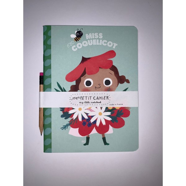 Mon Petit Cahier / Miss Coquelicot - Photo n°1