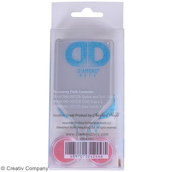 Pack d'accessoires Diamond Dotz - 8 pcs - Photo n°3