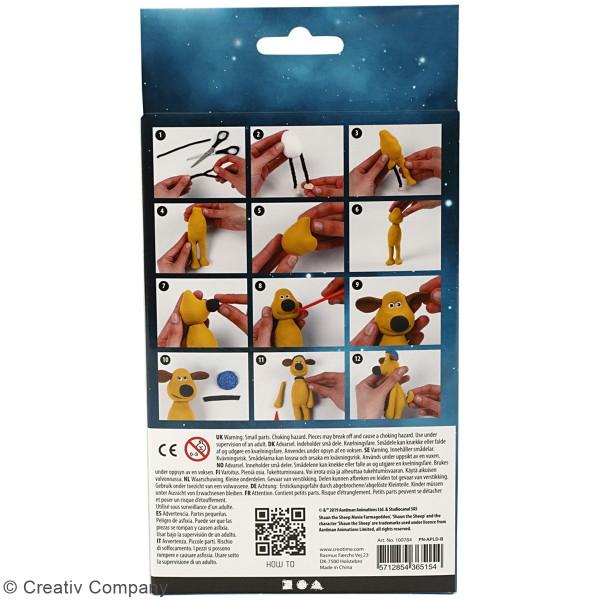 Kit activité enfant - Modelage Silk Clay  - Bitzer - Photo n°3