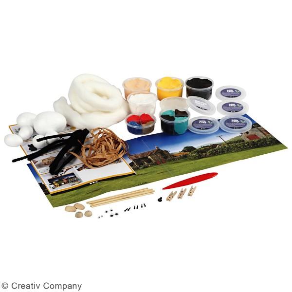 Kit activité enfant - Modelage Ferme de Shaun le mouton - Photo n°5