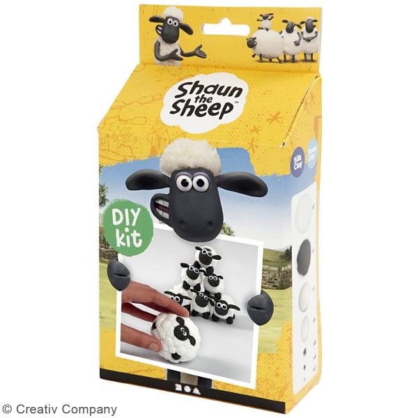 Kit modelage Silk Clay Shaun le mouton - Mini jeu de quilles - Photo n°3