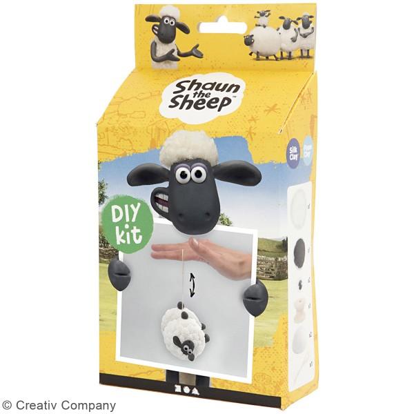 Kit modelage Silk Clay Shaun le mouton - Yoyo - Photo n°3