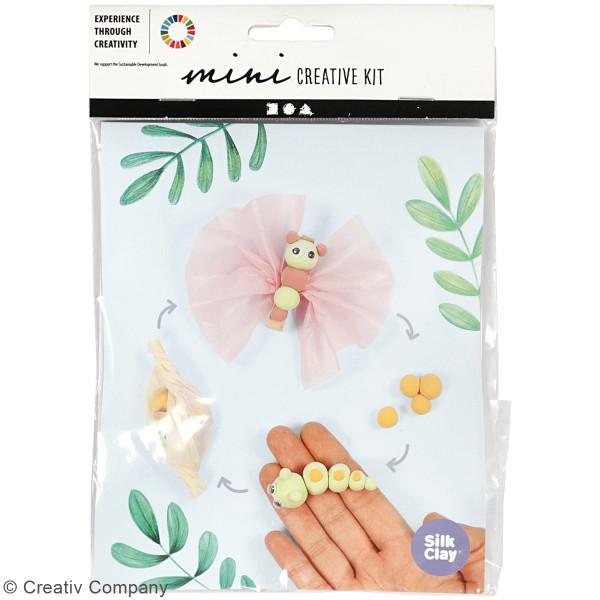 Kit créatif modelage Silk Clay - Papillon - Photo n°2