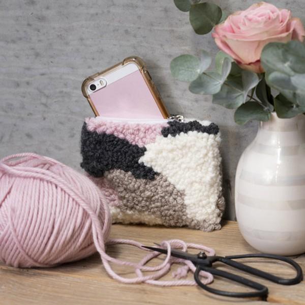Pelote de laine XL Maxi Wool Yarn - 100 g - Photo n°2