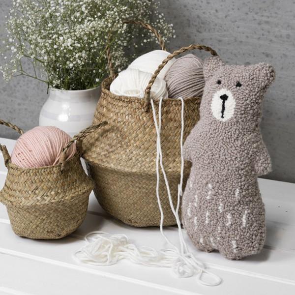 Pelote de laine XL Maxi Wool Yarn - 100 g - Photo n°3