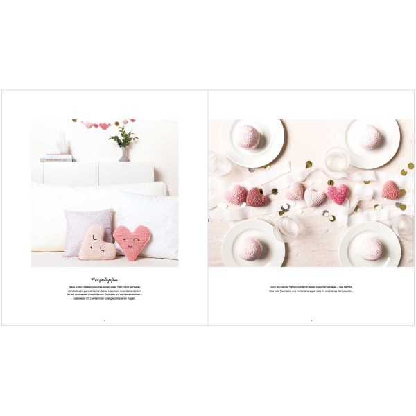Livre crochet Ricorumi - It must be love - 10 modèles - Photo n°2