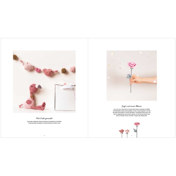 Livre crochet Ricorumi - It must be love - 10 modèles - Photo n°3