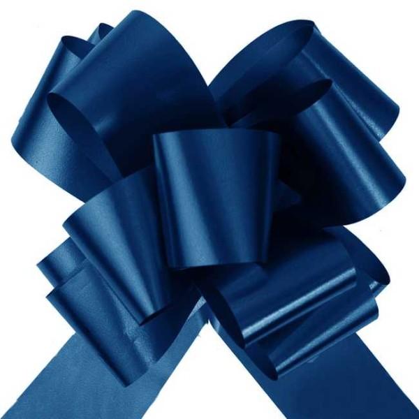 10 Grands noeuds automatiques bleu marine - Photo n°1