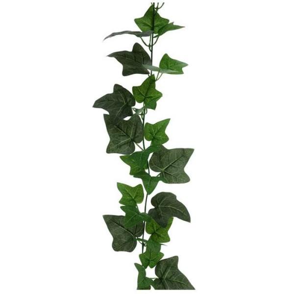 Guirlande feuillage Lierre tissu 2 mètres 20 - Photo n°1