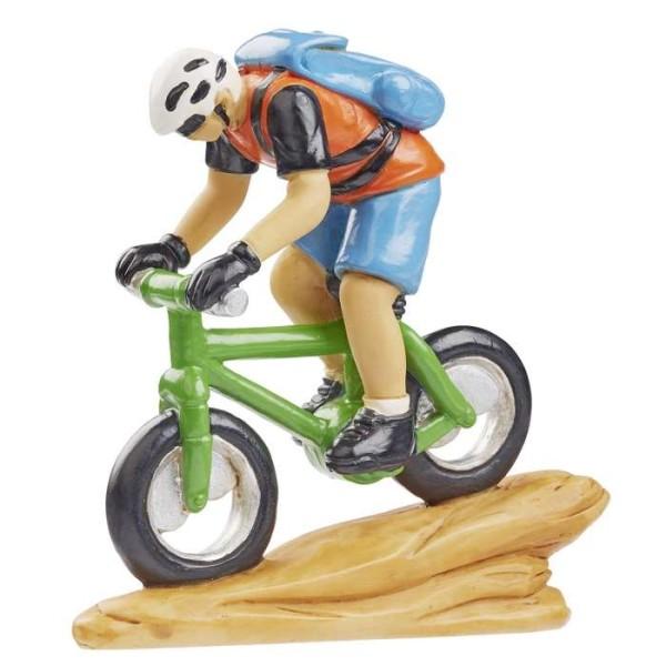 Figurine cycliste 9,5 cm - Photo n°1