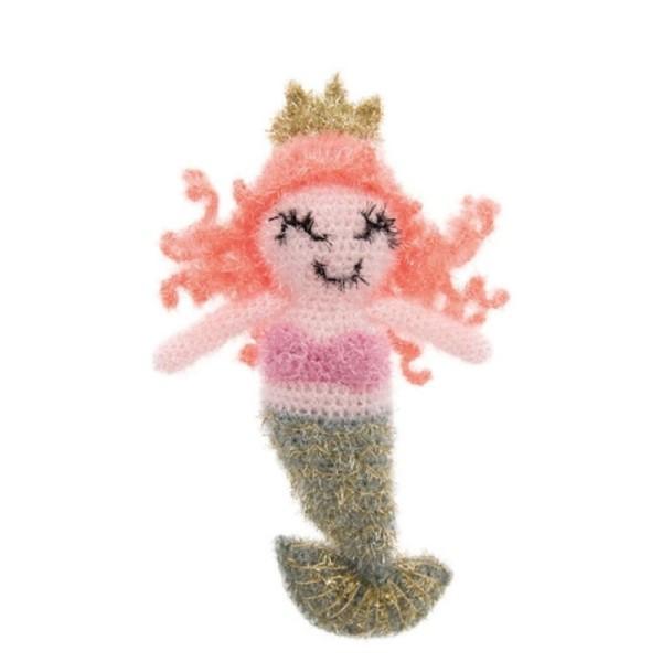 Livre Creative Bubble Eponges à crocheter - C'est l'heure du bain - 21 x 24 cm - Photo n°6