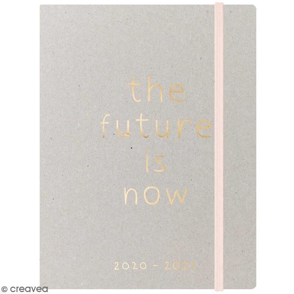 Petit agenda 2020 / 2021 - Futur Gris - 17 mois - Photo n°1