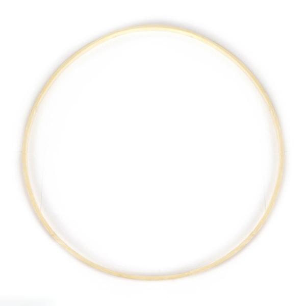 Cercle en bambou - 35 cm - Photo n°1