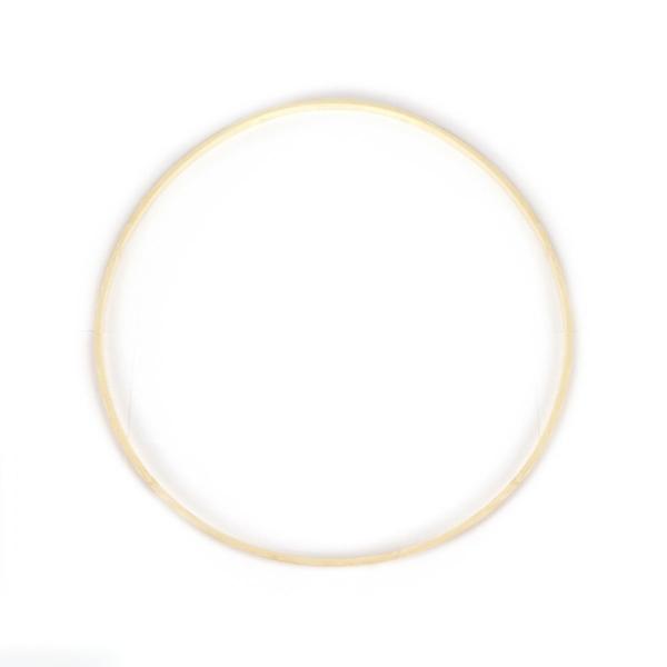 Cercle en bambou - 15 cm - Photo n°1