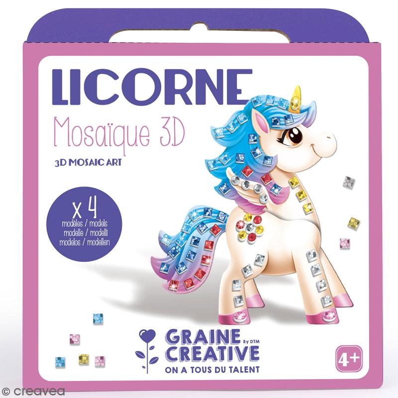 10X enfant fête d/'anniversaire licorne en plastique paille GL
