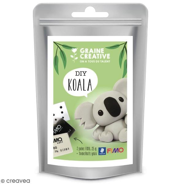 Mini Kit figurine Fimo - Koala - Photo n°1