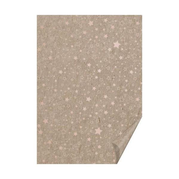 10 Morceaux De Carton A4 220 Grammes - Étoiles, D'Arrière-Plan De Papier, Papier D'Art, Papier D'Art - Photo n°1