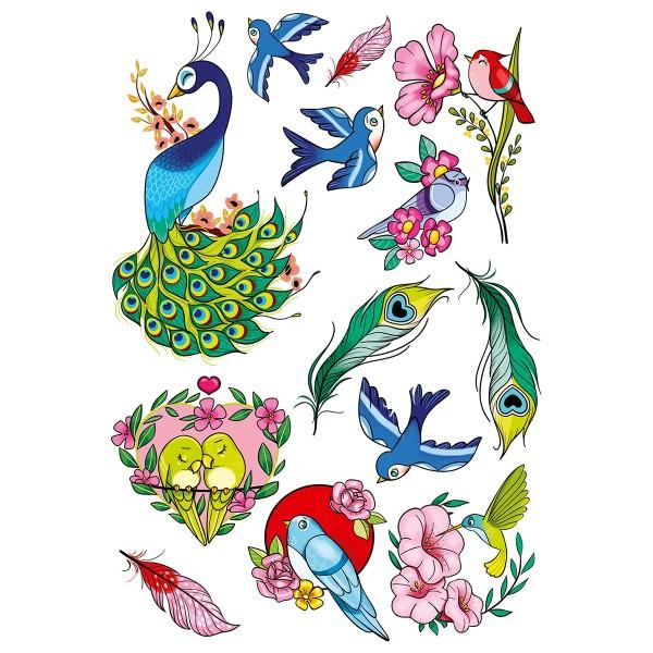 Tattoo's Mania - Oiseaux - Photo n°2