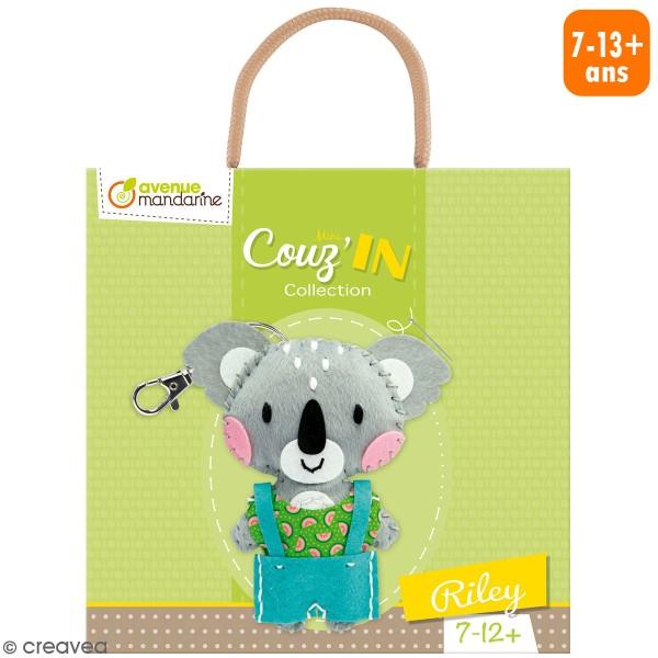Kit créatif Mini Couz'in - Riley le koala - Photo n°1