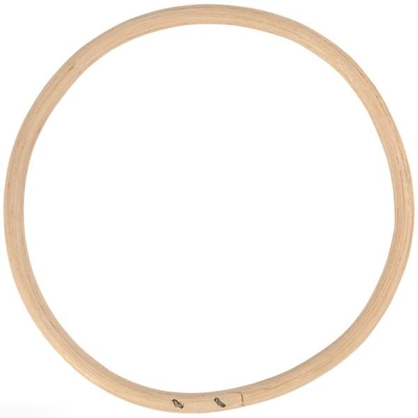 Cercle en bambou - 15,3 cm - Photo n°1