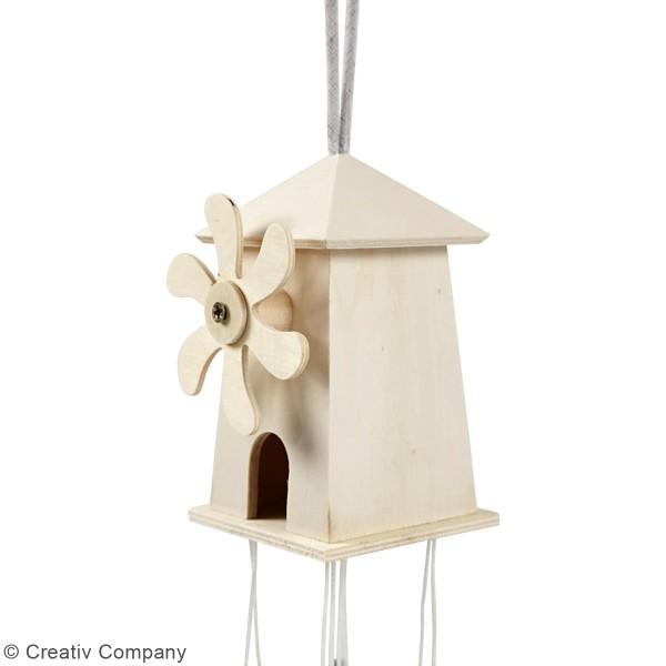 Carillon en bois 12 cm - Photo n°2