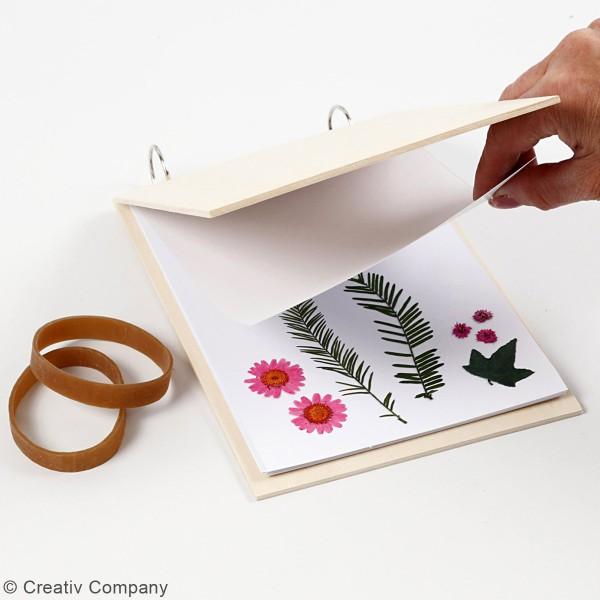 Presse à fleurs pour herbier - 21 x 14,8 cm - Photo n°4