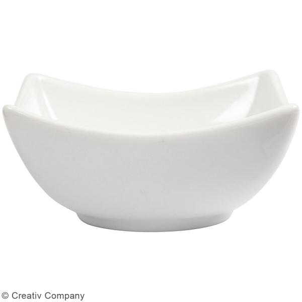 Bols en céramique - 10 cm x 4,5 cm - 2 pcs - Photo n°3