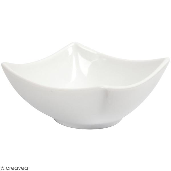 Bols en céramique - 10 cm x 4,5 cm - 2 pcs - Photo n°1