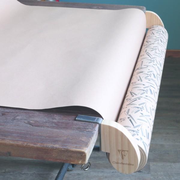 Dérouleur papier cadeau ajustable - Photo n°3
