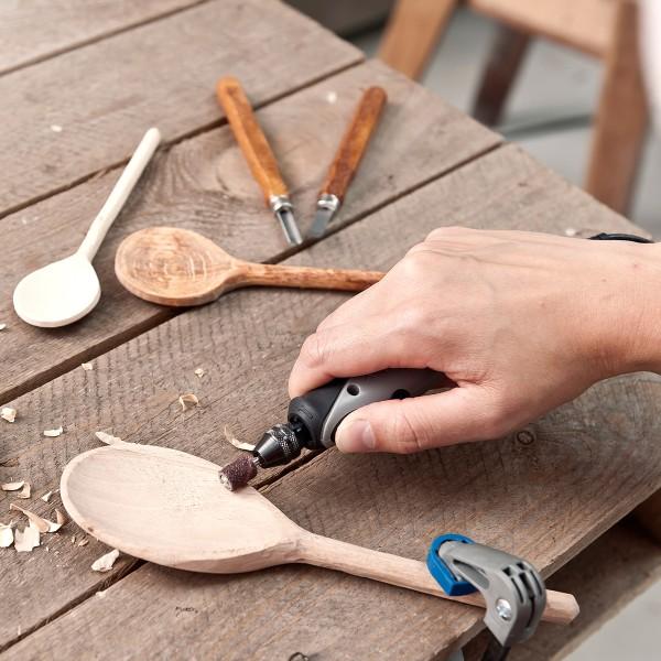 Coffret d'accessoires travail du bois - 20 pcs - Photo n°2