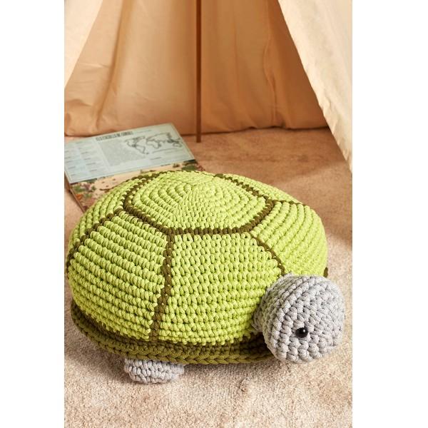Livre DMC Nova Vita - Crochet, tricot, macramé - 15 projets déco - Photo n°3
