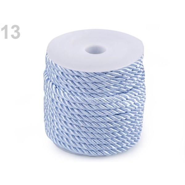 20m de la Glace Bleue corde / Chaîne de Ø5mm, les Cordons des Stores Et des Chaînes, Mercerie, - Photo n°1