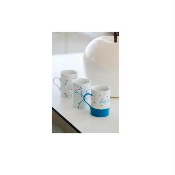 Feutres porcelaine P150 Pébéo - Pointe normale 1,2 mm x 9 - Photo n°3